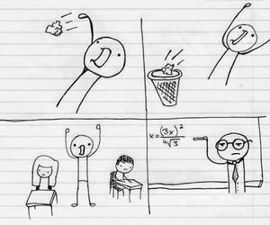 fun, maths, and class image