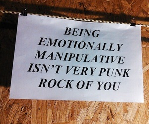 quotes and punk rock image