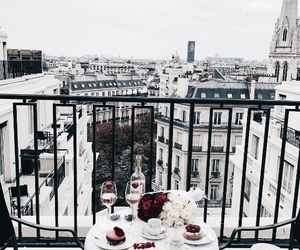 food, travel, and city image
