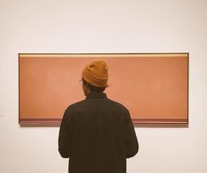 art, fashion, and guy image