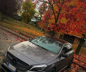 mercedes, amg, and classe a image