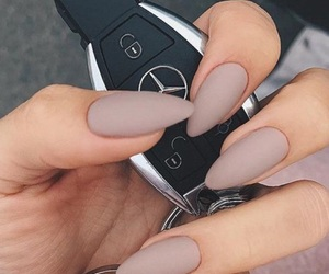nails, mercedes, and Nude image