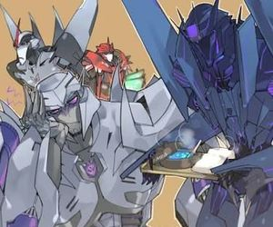 knockout, transformers, and starscream image