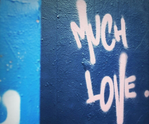 wall, much love, and love image