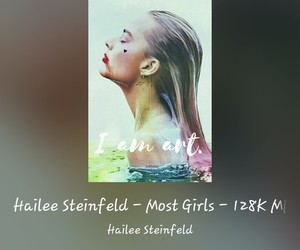 music, song, and hailee steinfeld image