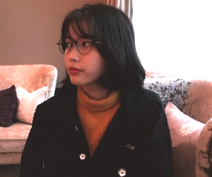 cute girl, ulzzang, and low quality image