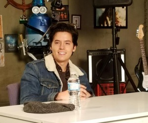 handsome and cole sprouse image