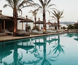 cool, places, and swimming pool image