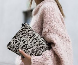 fashion, cozy, and girl image