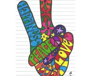 fun, happiness, and hippie image