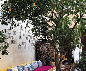deco, garden, and marrakech image