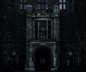 architecture, gothic, and dark image