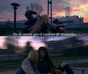 frases, friends, and friendship image