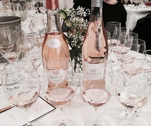 drink and rosegold image