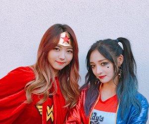 kpop, nayoung, and kyulkyung image