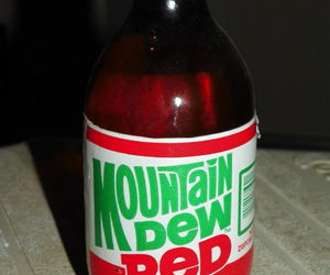 mountain dew red image