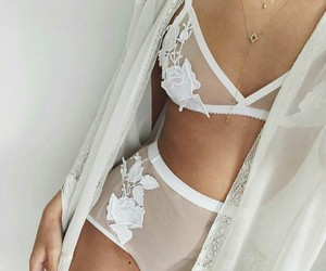 fashion, style, and lingerie image