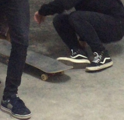 grunge, aesthetic, and skater image