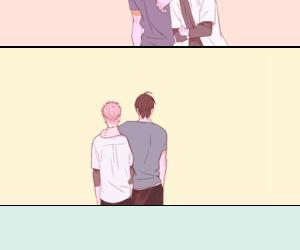 Boys Love, manhua, and mo guanshan image