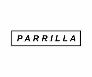 black, lana parrilla, and white image