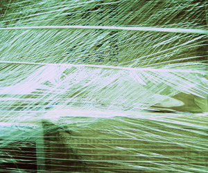 abstract photography, green, and plastic image