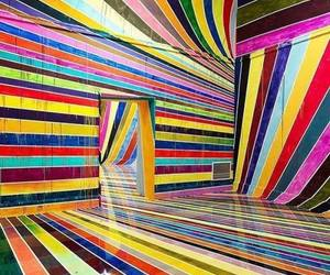 colorful, colors, and installation image