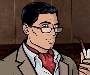 archer, boop, and sterling archer image