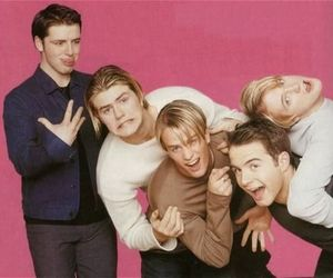 90s, boy, and westlife image