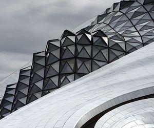 architecture, white, and black image