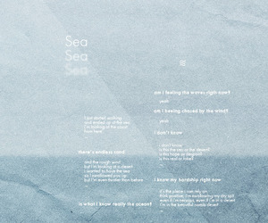 her, k-pop, and Lyrics image