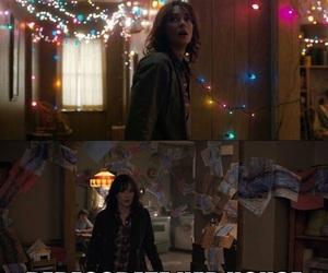 christmas lights, funny, and meme image