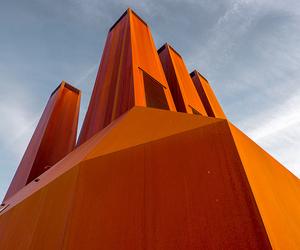 architecture and orange image