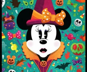 disney, Halloween, and background image