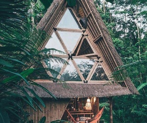 house, nature, and inspo image