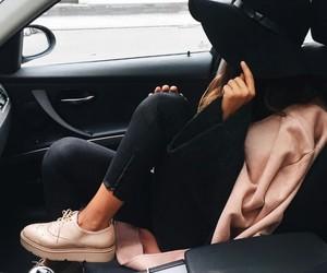 auto, elegance, and girl image