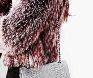 fashion, chanel, and fur image