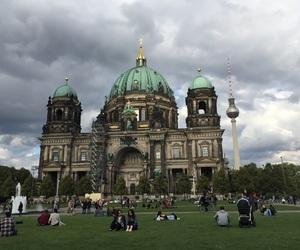berlin, beautiful, and germany image