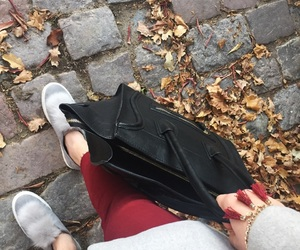 cozy, fashion, and handbag image