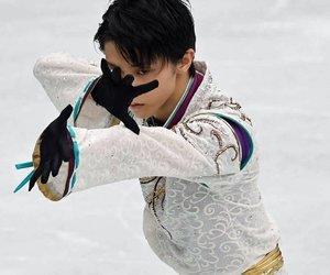 beautiful, ice, and performance image
