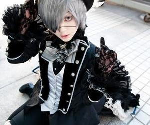 cosplay, black butler cosplay, and awesome cosplay image