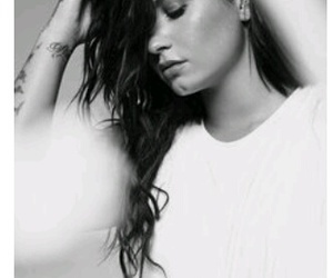 demi lovato, demi, and tell me you love me image