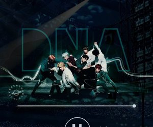 DNA, wallpaper, and bts image