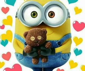 background, wallet, and minions image