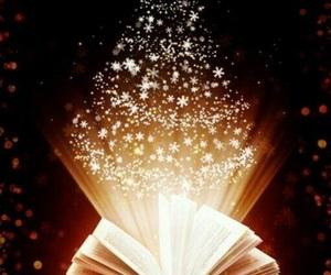 book, wallpaper, and fantasy image