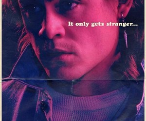 stranger things and dacre montgomery image