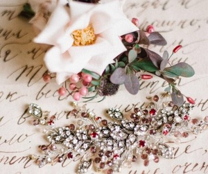 accessories, romantic, and vintage image