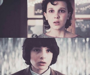 eleven, monsters, and tv shows image