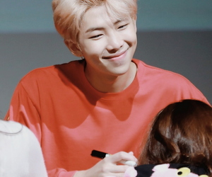 aesthetic, rap monster, and kpop image