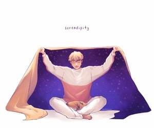 fanart, serendipity, and cute image