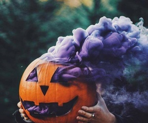 Halloween, photography, and pumpkin image